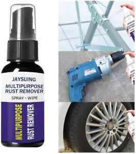 Multi-Purpose Car Rust Remover Inhibitor Maintenance Derusting Spray Cleaning