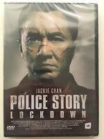 Police story, Lockdown DVD NEUF SOUS BLISTER Jackie Chan