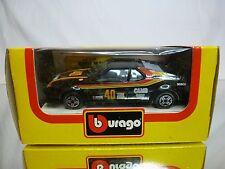 BBURAGO 4105 BMW M1 IMSA - BLACK 1:43 - GOOD CONDITION IN BOX
