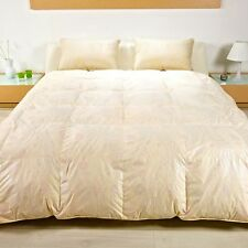Goose Down Feather Mix Comforter Made in Russia US sizes Duvet Padded Warm Cozy