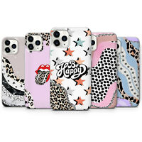 Modern abstract Phone case cover fits for iPhone 4 5 6 7 8 11 pro x/xs, xr, SE,