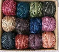 Valdani Thread Heirloom 3 strand floss collection