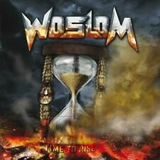 Time to Rise [Digipak] WOSLOM CD ( SEPULTURA ,RATOS DE PORAO)