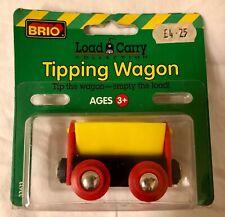 Brio Tipping Wagon Wooden New Vintage Train