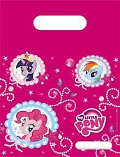 My Little Pony 6 x pink Party bags (Loot bags) - 822296