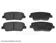 Sorento 2.2 CRDi Turbo Diesel & 2.4 Petrol 10-15 Rear Brake Pads