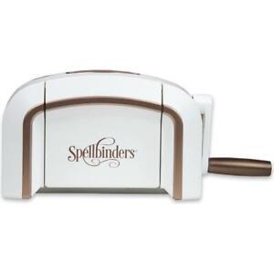 Spellbinders Platinum 6 Cut & Emboss Machine