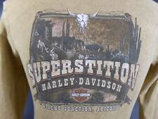 Cool Women's Small Harley Davidson Motorcycles Superstition Apache Junction
