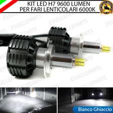 KIT FULL LED H7 6000K CANBUS LED PER LENTICOLARI FORD MONDEO MK5 V NO AVARIA