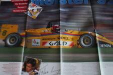 SV0143) Opel - Formel 3 - Poster 1992