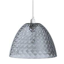 Lampadario, sospensione, STELLA S antracite trasparente design Koziol