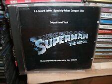 SUPERMAN THE MOVIE,JOHN WILLIAMS FILM SOUNDTRACK