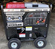 Kohler Multiplex 9600rs Generator, Welder & Air Compressor 2-Year Mfg Warranty!