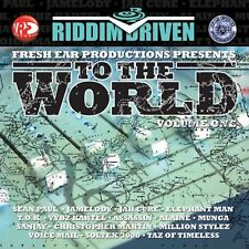 CD Music Reggae Dancehall Various Riddim Driven To The World 2009 VPCD2402 Album
