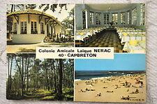 """CPM """" CABRETON - Colonie Amicale Laïque NERAC"""