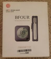 BFour Wireless Meat Thermometer Bluetooth 3 Probes