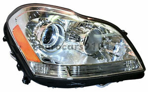 Mercedes-Benz GL450 Hella Front Right Headlight 263400861 1648205059