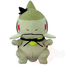 """Pokemon BW Black White Halloween Ed. Plush Doll Toy 5.9"""" AXEW / KIBAGO Sun Moon"""