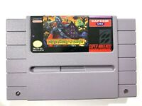 Super Ghouls N Ghosts - SNES Super Nintendo Game - Tested, Working & Authentic!