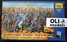 1/72 Lifeguard Polish Uhlans Napoleonic War1809-1815 FIGURES SET - Zvezda *8075*