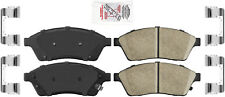 Disc Brake Pad Set-AmeriPro Ceramic Front Autopartsource fits 2010 Cadillac SRX