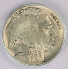 1917-D Buffalo Nickel ICG MS63