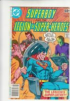 Superboy And The Legion Of Super-Heroes #235 Comic Book DC Fine