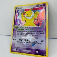 Pokemon Card Hypno EX FireRed & LeafGreen 25/112 Reverse Holo Rare POKEBALL