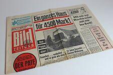 BILDzeitung 17.02.1970 Februar Umschlagsseiten / 4 Seiten      Der Pate