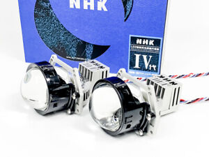 NHK IV PLUS Bi LED Projector Set - USA Seller