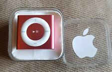 Apple iPod shuffle 4th Generation Pink (2GB) Serial No: CC4L13ZLF4RT