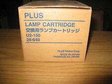 PLUS U2-150 / 28-610 / 28-640 Genuine Original Lamp - New and Boxed