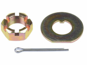 Front Spindle Lock Nut Kit For 1979-1986 GMC C1500 Suburban 1980 1981 W266FT