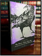 The Raven Tales & Poems by Edgar Allan Poe Brand New Hardback Guillermo del Toro
