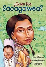 Who Was... ? Ser.: ¿Quién Fue Sacagawea? by Judith Bloom Fradin and Dennis...