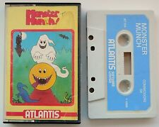 Monster Munch By Atlantis For Commodore 64