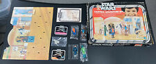 🔴 VINTAGE 1979 KENNER STAR WARS Cantina Adventure Set~Blue Snaggletooth~Baggies