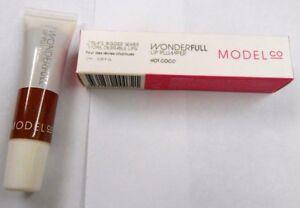 Model Co Wonderfull Lip Plumper .35 oz NIB HOT COCO