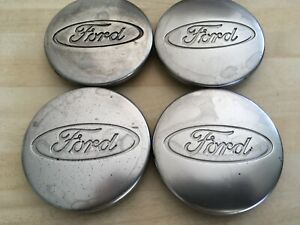 4x Ford 69mm wheel  centre caps  2M511000AA  # JL22
