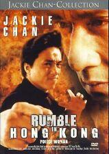 Rumble in Hong Kong mit Jackie Chan, John Cheung, Charlie Chin, Hu Chin NEU OVP