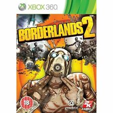 Borderlands 2 - Xbox 360 Game Complete - Video Game inc The Premiere Club