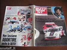 AUTOSPRINT 1976/15=RICCARDO PATRESE=PORSCH=VALLELUNGA=NURBURGRING=