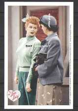 Mongolia 1999 I Love Lucy/TV/Acting impf m/s (n10307b)