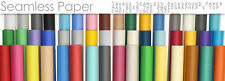 "53""x36' Savage or Superior Seamless Widetone Background Paper Roll- choose color"