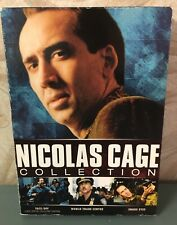Nicolas Cage - Movie Collection Face Off, World Trade and Center Snake Eyes Dvd