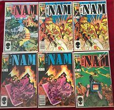 The Nam Comic Lot run - NEWSTAND News Stand 1-4 ALL NM Gemini Shipping