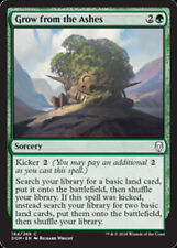 4x Grow from the Ashes - MTG Dominaria - NEW
