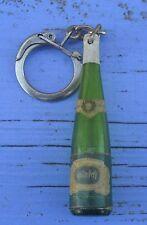 Porte-clé des années 60-70, bouteille de vin Gaillac Perlé