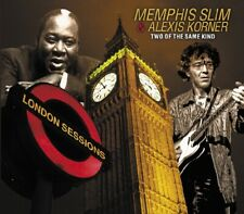 Memphis Slim feat. Alexis Korner - Two of the Same Kind