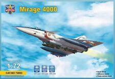 Modelsvit 72053 1:72nd scale Mirage 4000 (upgraded version)